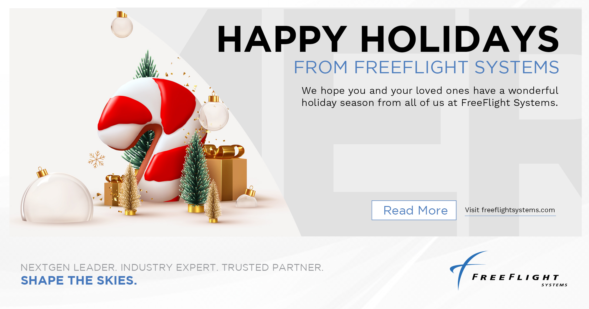 Happy Holidays from FreeFlight Systems